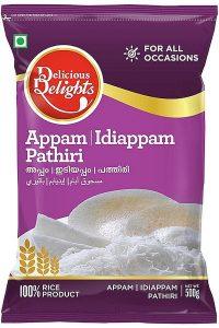 Delicious Delight Appam Idiappam Pathiri