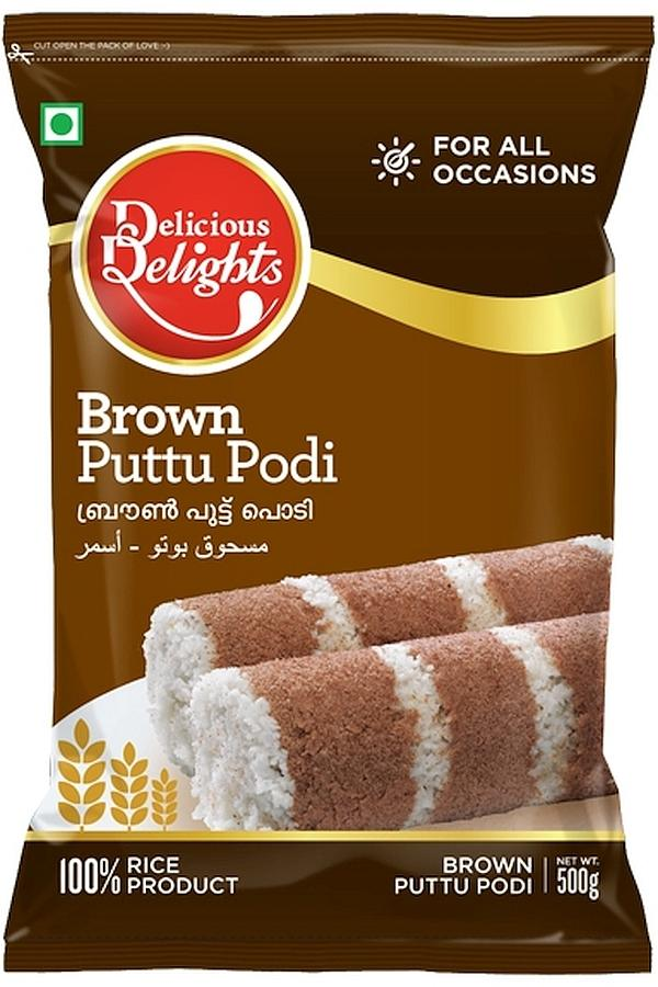 Delicious Delight Brown Puttu Podi
