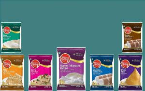 Delicious Delights Flour Products Banner