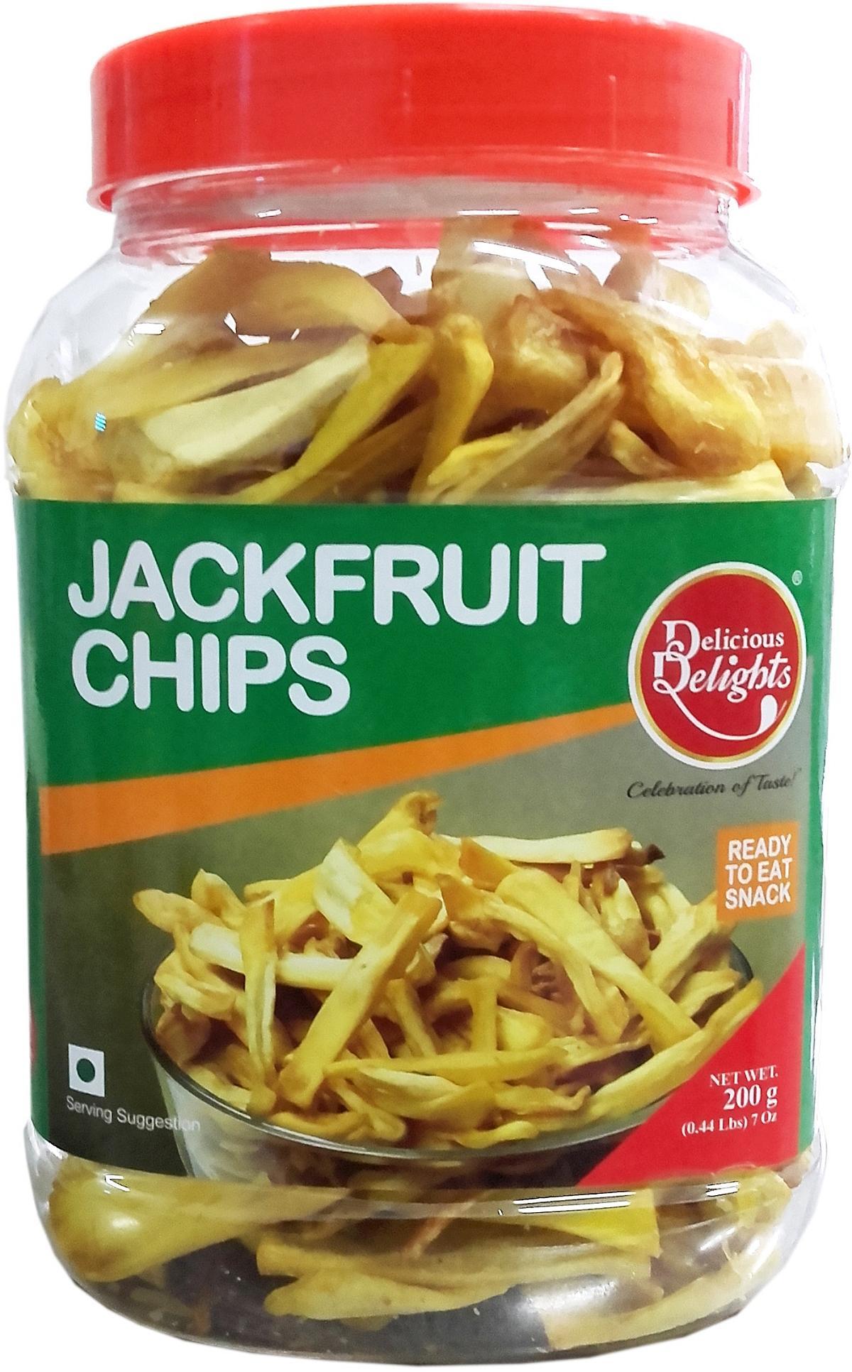 Delicious Delights Jackfruit Chips