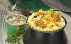 Delicious Delights Mutton Biriyani