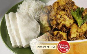 Delicious Delights Idiappam Pathiri Puttu