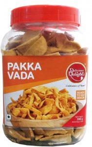 Delicious Delights Pakkavada