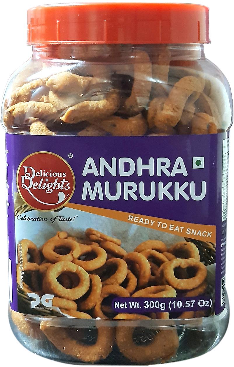 Delicious Delights Andhra Murukku