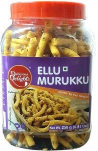 Delicious Delights Ellu Murukku