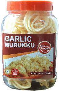 Delicious Delights Garlic Murukku