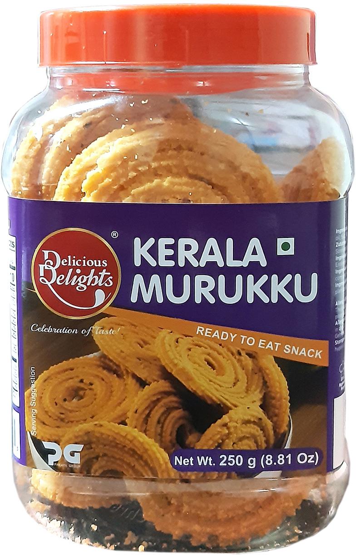 Delicious Delights Kerala Murukku
