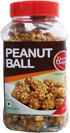 Delicious Delights Peanut Ball