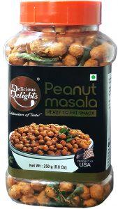 Delicious Delights Peanut Masala