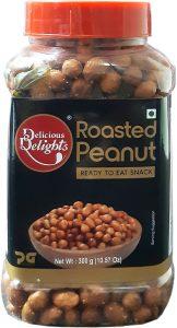 Delicious Delights Roasted Peanut